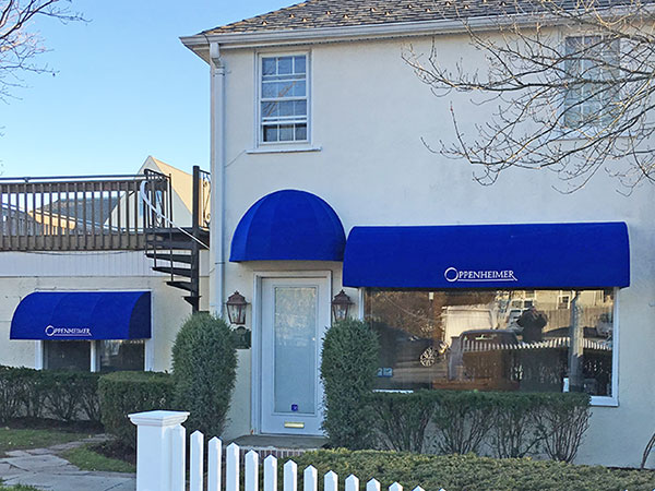Suppliers Of Commercial Awnings For Business Throughout Long Island NY
