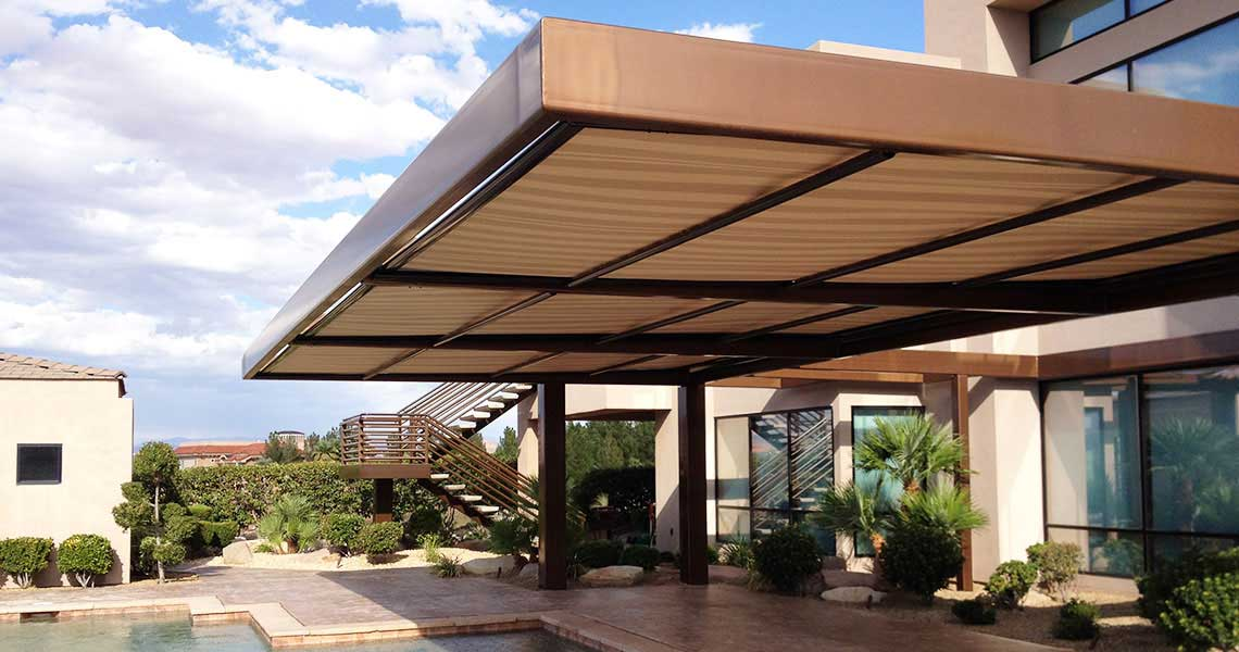 Awnings and Canopies custom made supplied and fitted for more than